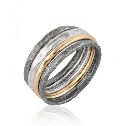 Silver and Gold Filled
