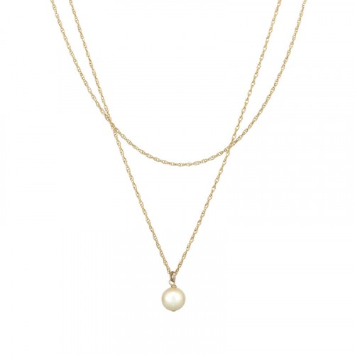 Dubble Gold filled chain