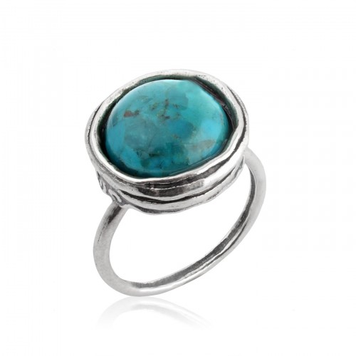 Silver Ring with Turquoize