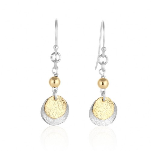 Silver and Gold Filled Earrings