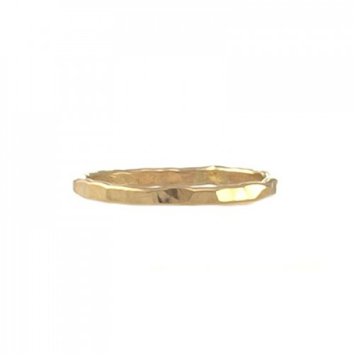 Yellow Gold Filled Ring
